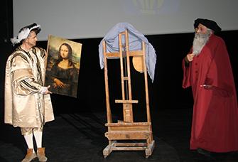 La renaissance, François 1er et Léonard de Vinci