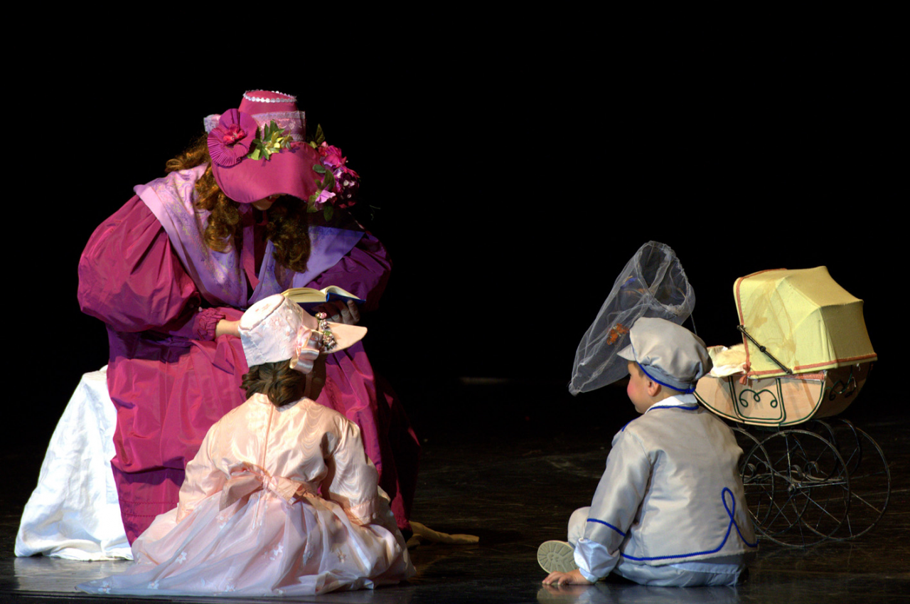 George Sand et les enfants modèles