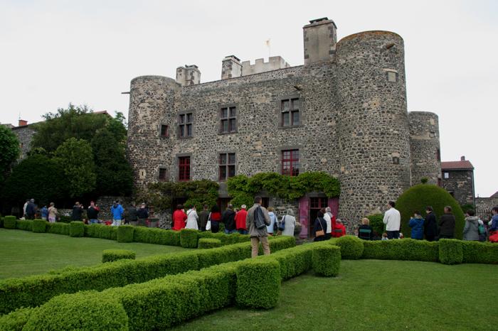 Château d'opte 5 juin 2016
