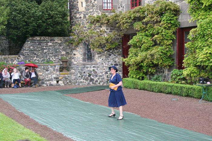 Château d'Opme 5 juin 2016