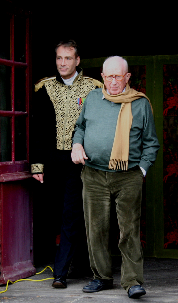 Le châtelain et le colonel