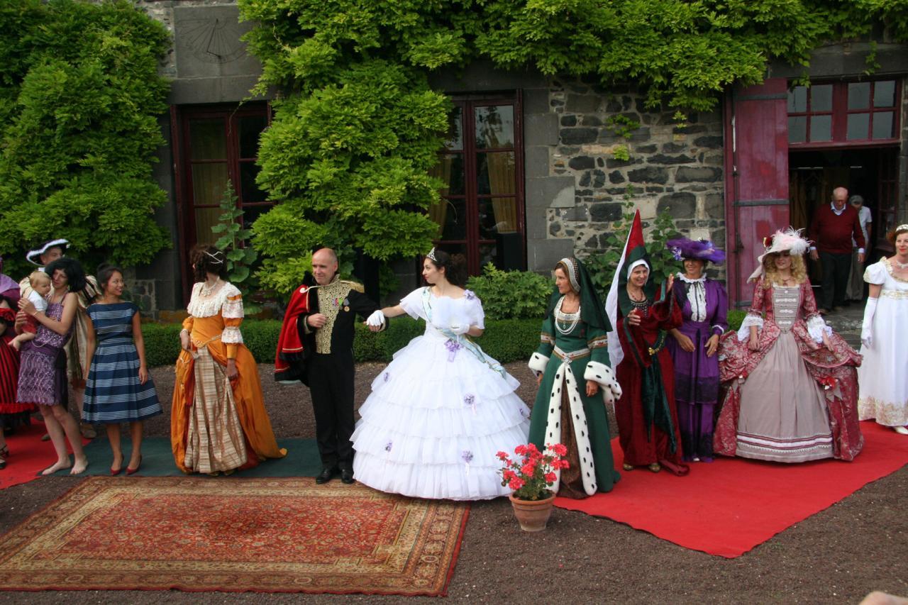 Le week-end des jardins au château d'Opme