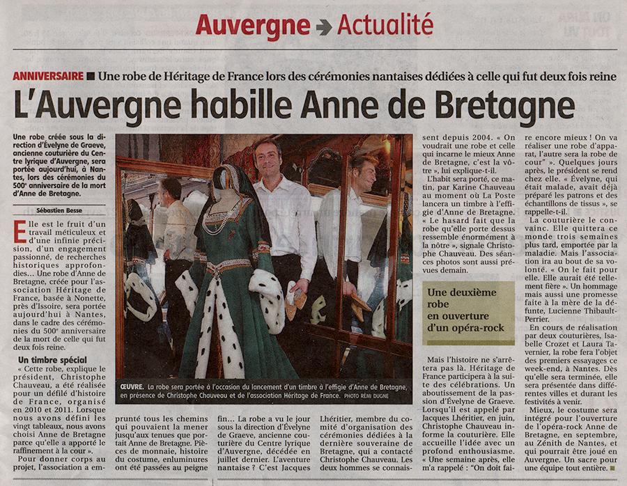 Articlelamontagne11 01 2014