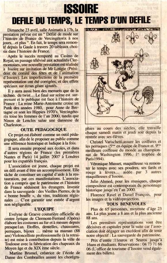 Larucheavril2006